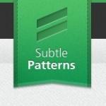 250種類以上ものミニマル・シンプルな背景画像を公開しているサイト「Subtle Patterns」
