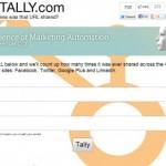 ページ毎にどれだけSNSで共有されたか?を調べる『LinkTally』