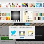 Twitterページのデザインで迷ったらこれ使おう。 一瞬でデザインを格好良く変更出来る『themeleon』