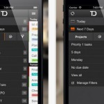 ToDo管理アプリサービスの『Todoist』のiPhoneアプリがバージョンアップして使いやすく…なってる?