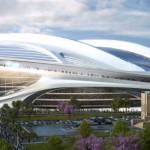 東京オリンピック2020会場! 『新国立競技場』のコンセプト映像がカッコイイ