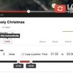 YouTube動画を簡単にループ再生させるChromeアドオン「Looper for YouTube」がベリーナイス