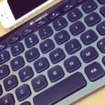 ロジクール製キーボード『K810』のファンクションキーが通常のキーボードと同じように押せるように設定変更してみた