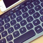 LogicoolのBluetoothキーボードK810を衝動買い! いいゾ~これ。