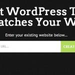 なんかよくわからんがすごいぞこれ。 WordPressサイトをキャプチャして、テーマファイルを自動生成してくれるらしい『Theme Matcher』