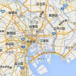 Google Mapとストリートビューを行ったりきたりするときに覚えておくと捗るショートカットキー