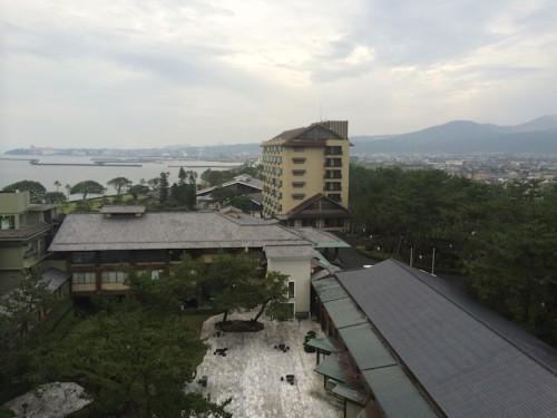 鹿児島・指宿の老舗旅館「白水 ...