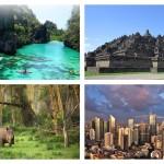フィリピン・インドネシアで行ってみたいところ