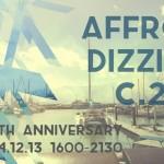 【イベントやります】Affrodizziac.23 6周年 @ Bar Sazanami + Acid Panda Cafe + きになるき