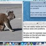 Macでもエアロスナップ最高でした。 みんなも使おうBetterSnapTool