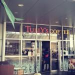「タリーズ 東京ビッグサイト店」は101席で電源アリ、電子マネー使えます