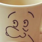 三越本店「サザエさん展」に行ってアナゴさんのマグカップを買ってきたよ
