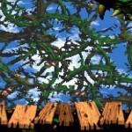 11月21日で「スーパードンキーコング2」発売20週年! BGMリミックス第3弾「茨ステージ」をアップしたよ