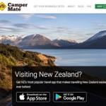 【NZ】ニュージーランド国内のキャンプ場やフリーWiFiを一括検索できる「CamperMate」が知らないと損すぎるレベルで便利だった