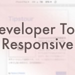 Chromeだけで出来る、ページをスマホサイズに表示する方法