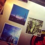 Instagramの写真をマグネットにしてくれる『StickyGram』を実際に頼んでみたよ