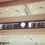 マニラ空港のターミナル1は深夜滞在可能でした(動画あり)