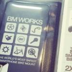 自転車用スマートフォンスタンド『Slim 3』を買ってきたので開封の儀&マウントしてみた