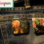Instagramの写真から缶バッヂが作れる「Cangram」がすごくいい雰囲気