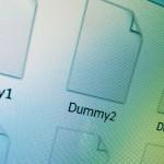 ファイル数・サイズを指定してダミーファイルを生成してくれるフリーツール