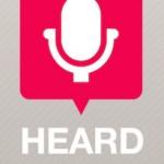 これで同じ事を聞き直す必要もなくなるかも! 5分前までの会話を自動録音してくれるアプリ「Heard」