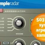 130種類以上のサンプリング素材が無料ダウンロード可能なサイト『Music Rader』