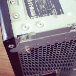 PCの電源ユニットが壊れたので交換してみた…その3 「電源ユニットの接続と起動」