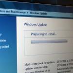 Windows7がエラー800B0001を吐いてUpdate出来ないので色々試してみた