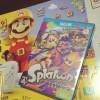 WiiU マリオメーカー同梱版とスプラトゥーンを買ってしまった! 開封の儀を執り行うよ